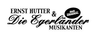 Logo: Ernst Hutter & Die Egerländer Musikanten