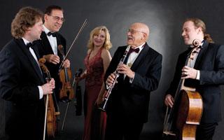 Giora Feidman - Gershwin String Quartett, Foto: Sascha Neroslavski